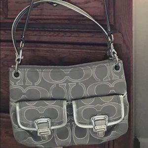 Coach Convertible Crossbody/Shoulder Bag & Wallet